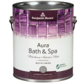 Image of Aura Bath & Spa Waterborne Interior Paint